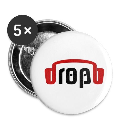 dropblayd Merch - Accessoire Design - Buttons klein 25 mm