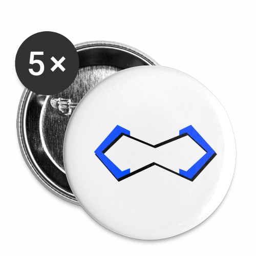 CodeCrave - Små knappar 25 mm
