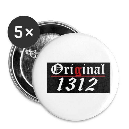 Blanko Black 620x300 - Buttons klein 25 mm (5er Pack)