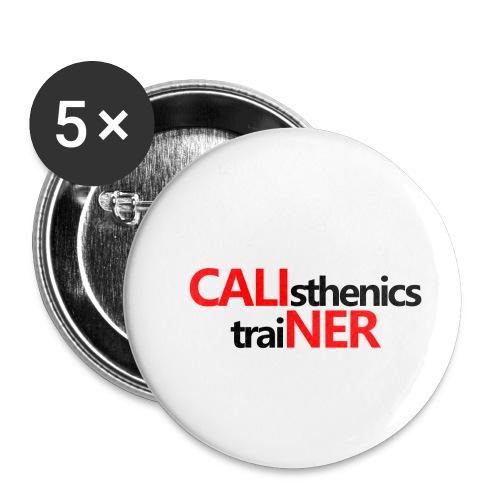 Caliner Snapback cap - Confezione da 5 spille piccole (25 mm)