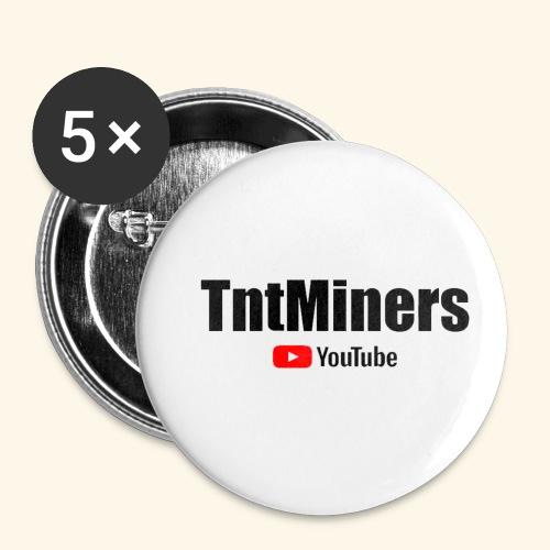 tnty - Små knappar 25 mm (5-pack)