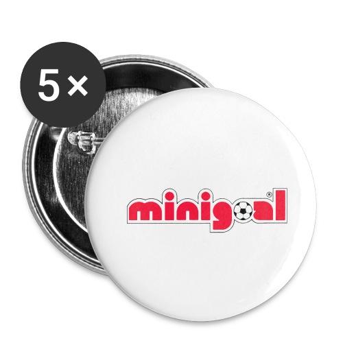 Cover premium i-Phone 5/5S - Confezione da 5 spille piccole (25 mm)