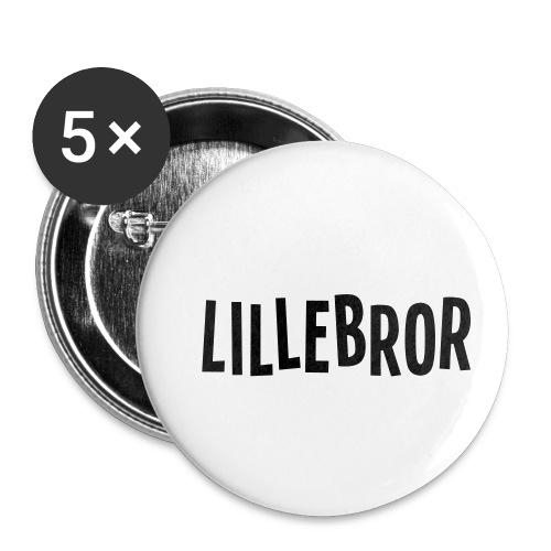 Lillebror - Liten pin 25 mm (5-er pakke)