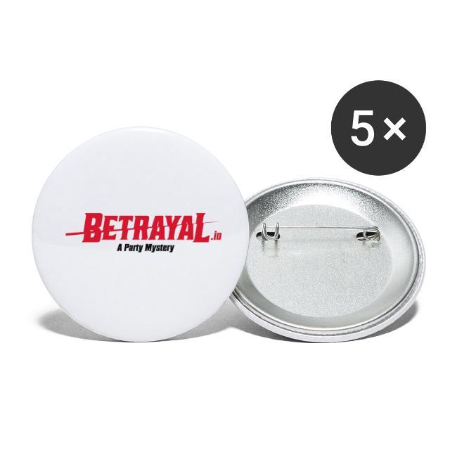 00418 Betrayal logo