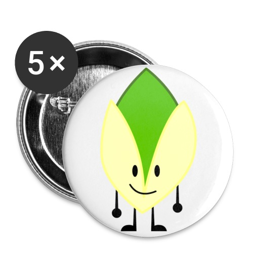 pistachionew front png - Buttons small 1''/25 mm (5-pack)