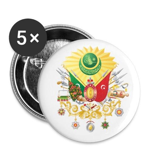 turkey ottoman turkish empire desktop 2000x2380 hd - Buttons klein 25 mm (5-pack)
