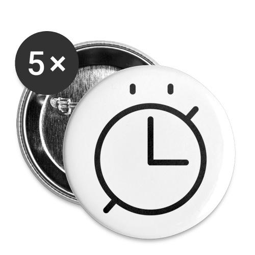 svarklin pin - Liten pin 25 mm (5-er pakke)