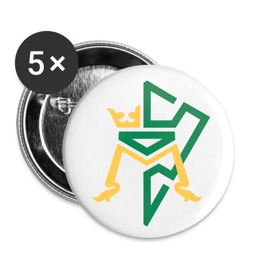 ENL Turku - Buttons small 1''/25 mm (5-pack)