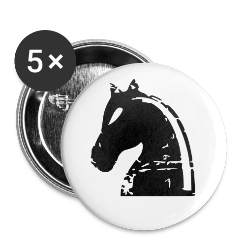 Springer - Buttons klein 25 mm (5er Pack)