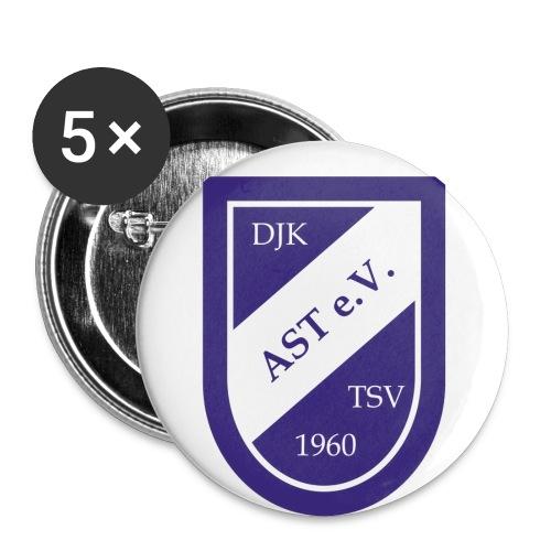djk logo freigestellt kopie - Buttons klein 25 mm (5er Pack)