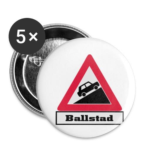brattv ballstad a png - Liten pin 25 mm (5-er pakke)