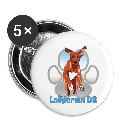 Lothlorien - Buttons small 1''/25 mm (5-pack)