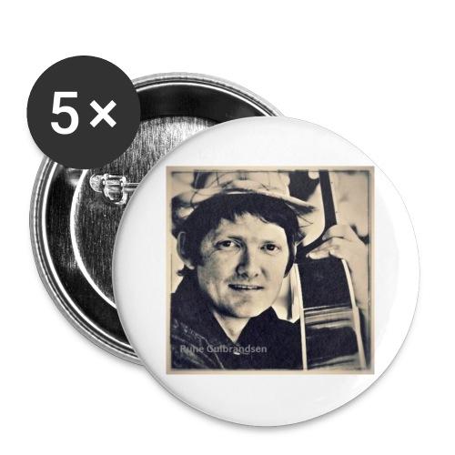 Runebilde01 - Liten pin 25 mm (5-er pakke)