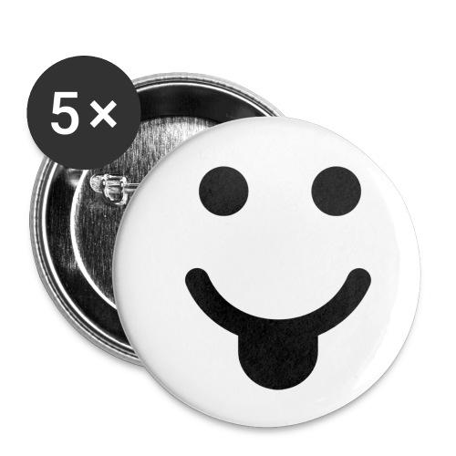 smlydesign jpg - Buttons klein 25 mm (5-pack)