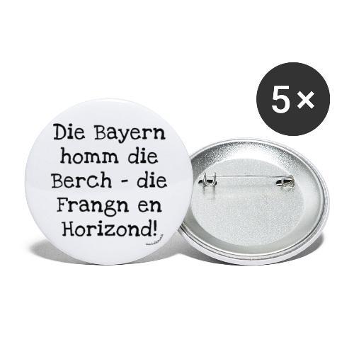 Horizond - Buttons klein 25 mm (5er Pack)