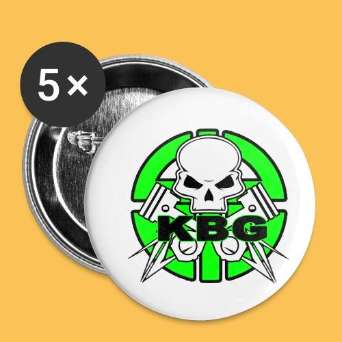Felpa, maglia F1 KBK - Confezione da 5 spille piccole (25 mm)