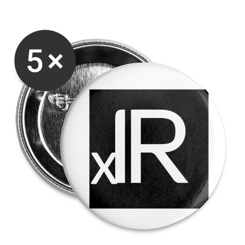 irmeli - Rintamerkit pienet 25 mm (5kpl pakkauksessa)