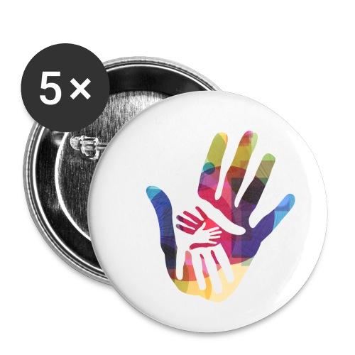 logo_storien - Liten pin 25 mm (5-er pakke)