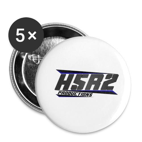 Telefoon hoesje ihpone 6 - Buttons klein 25 mm (5-pack)