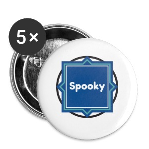 Spooky Merch #2 - Buttons small 25 mm