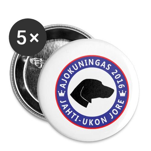 Jorelogo iso png - Rintamerkit pienet 25 mm (5kpl pakkauksessa)