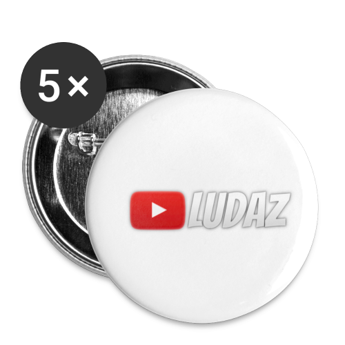 Ludaz badge - Buttons small 25 mm