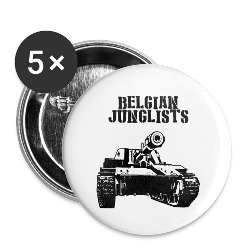 Tshirtbig - Buttons small 1''/25 mm (5-pack)