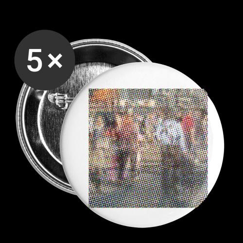 NewYork_GroundZero.jpg - Buttons klein 25 mm (5er Pack)