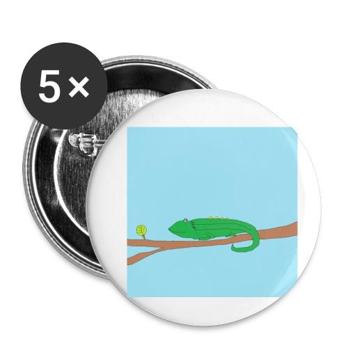 Kameleron - Buttons klein 25 mm (5-pack)