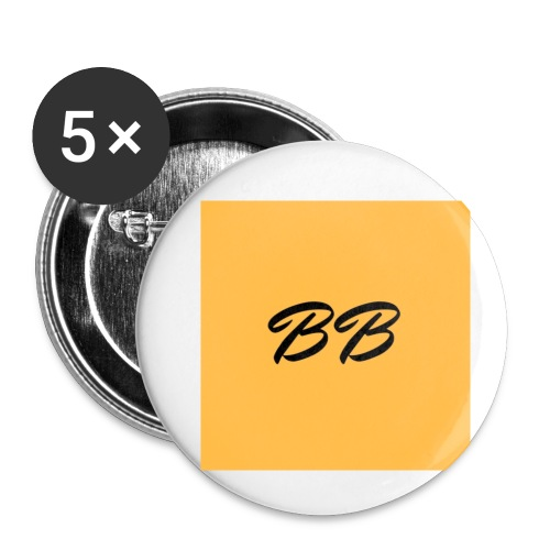 Logo - Buttons/Badges lille, 25 mm (5-pack)