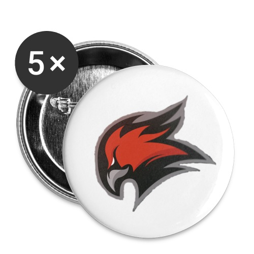 New T shirt Eagle logo /LIMITED/ - Buttons small 1''/25 mm (5-pack)