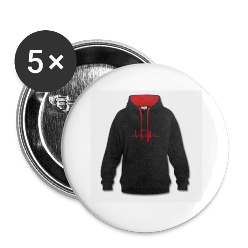 160362868 width 300 height 300 appearanceId 109 ba - Buttons/Badges lille, 25 mm (5-pack)