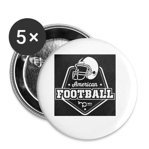 mpzgrossneu - Buttons klein 25 mm (5er Pack)