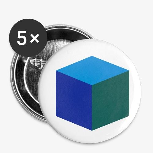 Cube - Liten pin 25 mm (5-er pakke)