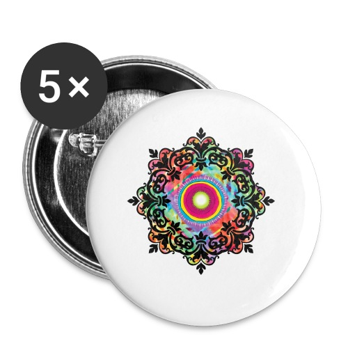 Chi - Buttons small 1''/25 mm (5-pack)