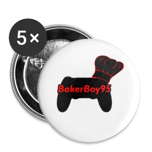 BakerBoy95 Original - Buttons small 25 mm