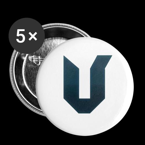 Logo - Liten pin 25 mm