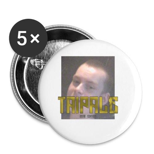Taipale 2018 Edition - Rintamerkit pienet 25 mm (5kpl pakkauksessa)