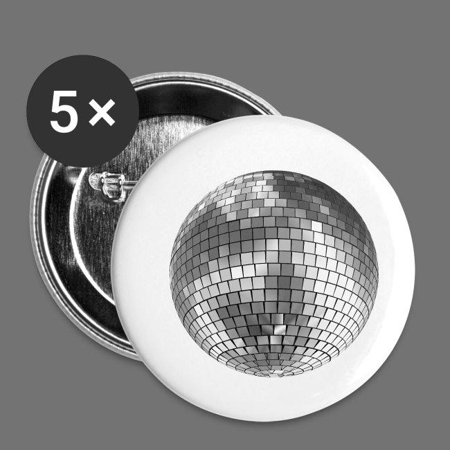 Disko pallo peili pallo