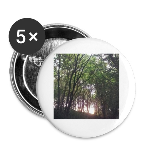 Nature - Buttons small 25 mm