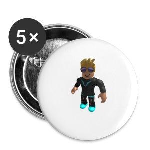 Petsteen special design - Buttons klein 25 mm