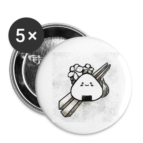 c26f58f9 6b9d 471a bcc6 3a15281adc45 - Confezione da 5 spille piccole (25 mm)