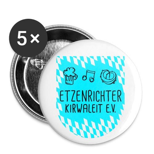 Anhänger2 fürn Koiser - Buttons klein 25 mm