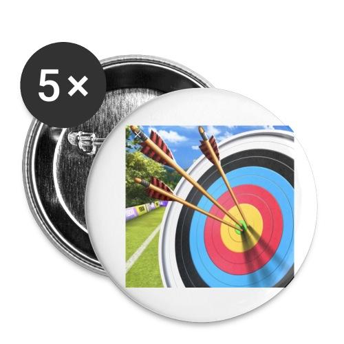 13544ACC 89C4 4278 B696 55956300753D - Liten pin 25 mm (5-er pakke)