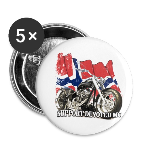 SUPPORT STREETWARE FLAG1 - Liten pin 25 mm (5-er pakke)