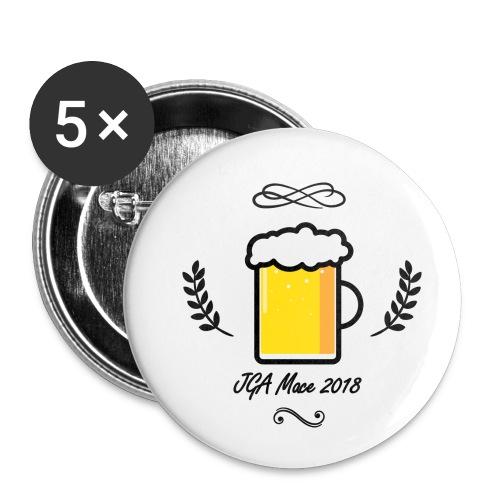 JGA Button - Buttons klein 25 mm