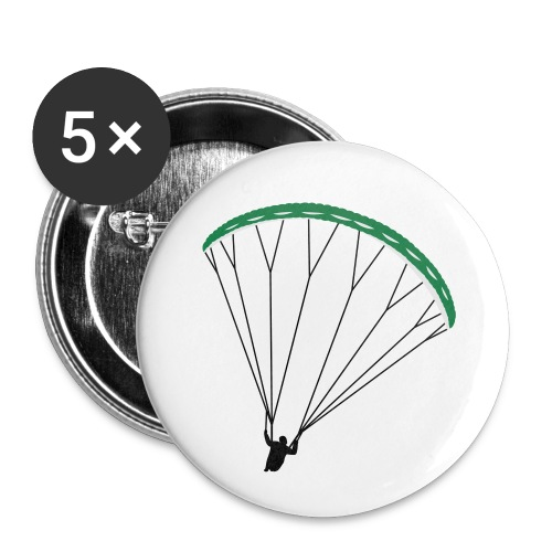 Paraglider Nikita - Buttons small 1''/25 mm (5-pack)