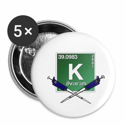 Kilva Logo - Spilla piccola 25 mm