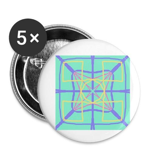 Hypotic - Rintamerkit pienet 25 mm (5kpl pakkauksessa)