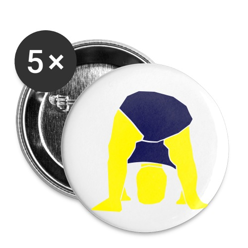 baby cabeca - Buttons small 1''/25 mm (5-pack)